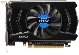 MSI GeForce GTX 750 Ti, N750Ti-1GD5/OC, 1GB GDDR5, VGA, DVI, HDMI