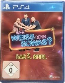 Wer weiß denn sowas? 2 (PS4)