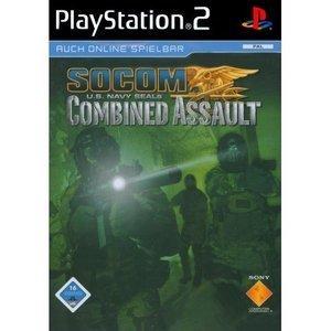 SOCOM 3 - U.S. Navy Seals - Combined Assault (englisch) (PS2)