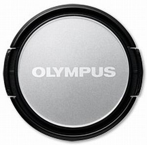Olympus LC-37PR Dress-Up lens cover silver (V654003SW000)