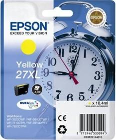 Epson Tinte 27XL gelb (C13T27144010)