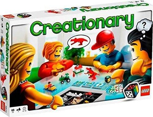 LEGO Creationary (3844) -- via Amazon Partnerprogramm