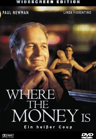 Where the Money is - Ein heißer Coup -- via Amazon Partnerprogramm