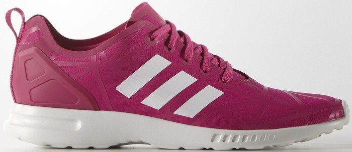 64cca427b adidas ZX Flux ADV Smooth eqt pink core white (ladies) (S79502 ...