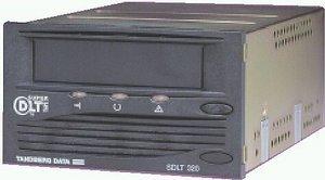 Tandberg SDLT320 bulk, 160/320GB, SCSI (8001673400/8001675700)