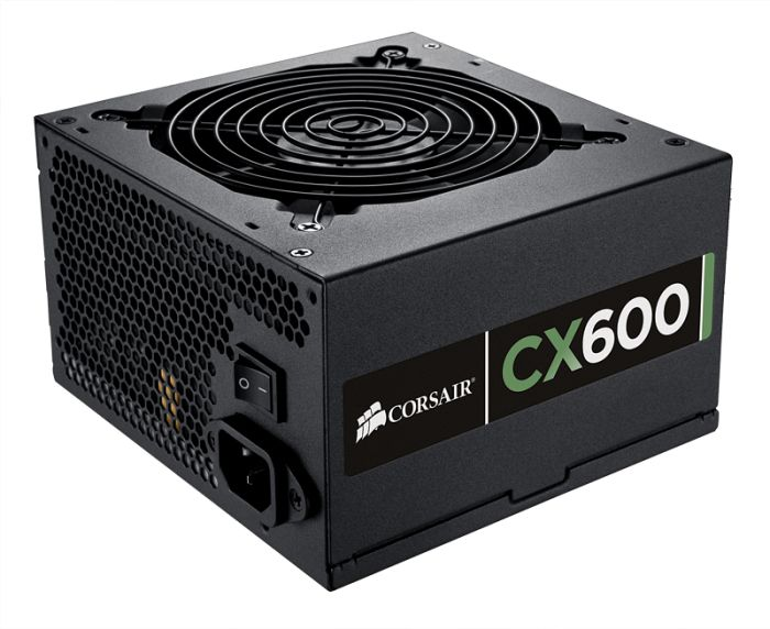 Corsair Builder Series CX600 80PLUS Bronze 600W ATX 2.3 (CP-9020048)
