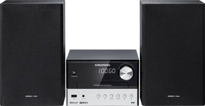 Grundig CMS 1050 BT DAB+ czarny/srebrny