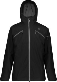Scott Ultimate GTX 3in1 Skijacke black/dark grey melange (Herren) (272501-5517)