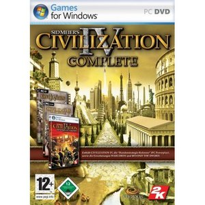 Sid Meier's Civilization 4 - Complete (English) (PC)