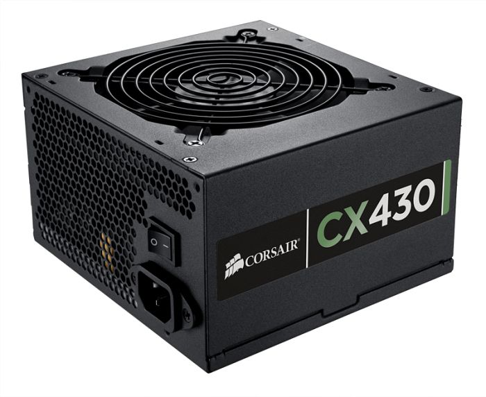 Corsair Builder Series CX430 80PLUS Bronze  430W ATX 2.3 (CP-9020046)