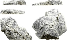 Back to Nature Aquarium Modul White Limestone E (03000067)
