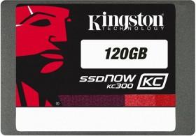 Kingston SSDNow KC300 120GB, SATA (SKC300S37A/120G)