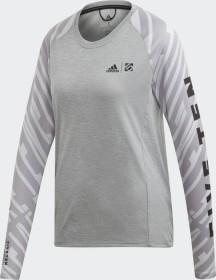 adidas Five Ten Trailcross Trikot langarm grey three (Damen) (FJ9511)