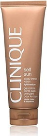 Clinique Body Tinted Lotion hell, 125ml
