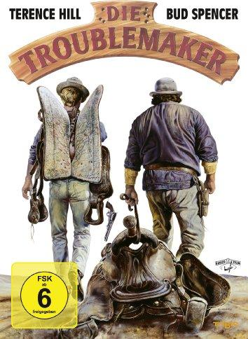 Die Troublemaker -- via Amazon Partnerprogramm