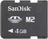 SanDisk Gaming Memory Stick Micro M2 4GB [PSP Go] (SDMSM2G-004G-E11)