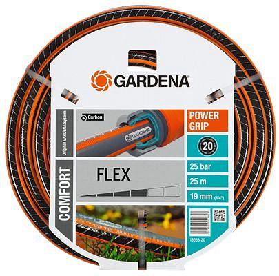 gardena comfort flex schlauch 19mm 25m 18053 in garten bew sserung heise online preisvergleich. Black Bedroom Furniture Sets. Home Design Ideas