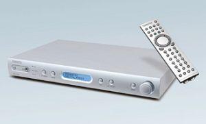 TerraTec digital Radio DR 1000 silver (1429)