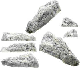 Back to Nature Aquarium Modul White Limestone M (03000072)