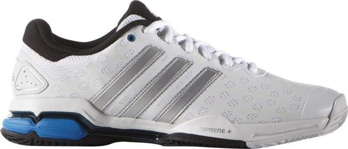 separation shoes d8bad 9aa05 adidas Barricade Club ftwr whitematte silvercore black (men) (AF6780