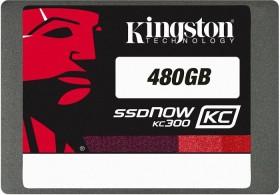 Kingston SSDNow KC300 480GB, SATA (SKC300S37A/480G)