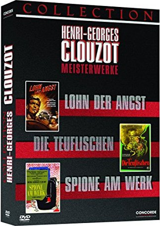 Henri-Georges Clouzot Collection -- via Amazon Partnerprogramm