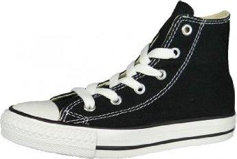 Converse Chuck Taylor All Star, Unisex-Kinder Sneakers, Schwarz (Black), 29 EU