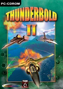 Thunderbold II (German) (PC)