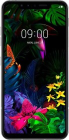 LG Electronics G8s ThinQ Dual-SIM LMG810EAW mirror white