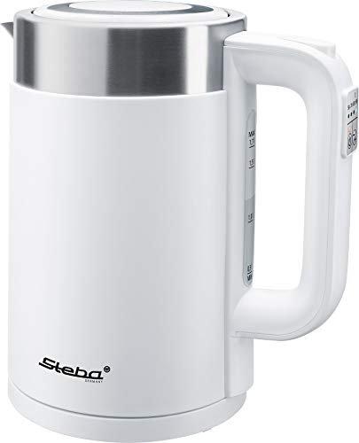 1 7l 2200w Wasserkocher Wassererhitzer Edelstahl schnurlos