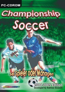 Championship Soccer (deutsch) (PC)