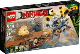 LEGO The Ninjago Movie - Turbo Qualle (70610)