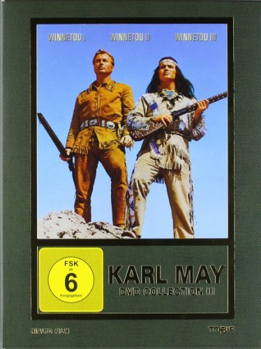 Winnetou 1-3 Box -- via Amazon Partnerprogramm