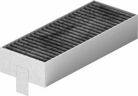 BSH Hausgeräte Installationszubehör Filter (17004797/HZ9VRPD0)