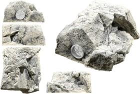Back to Nature Aquarium Modul White Limestone T (03000077)