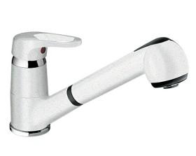 Blanco Wega-S HD silgranitweiß (512039)