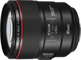 Canon EF 85mm 1.4 L IS USM schwarz (2271C005)