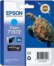 Epson Tinte T1572 cyan (C13T157240)