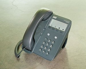 Cisco 7902G IP Phone incl. one station user licence (CP-7902G-CH1)
