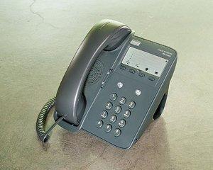 Cisco 7902G IP Phone wraz z licencją na użytkowanie stacji (CP-7902G-CH1)