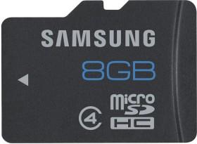 Samsung R24 microSDHC Standard 8GB, Class 6 (MB-MS8GB/EU)