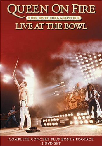 Queen - On Fire: Live at the Bowl -- via Amazon Partnerprogramm