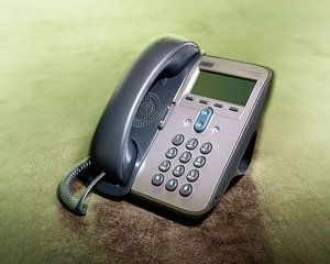 Cisco 7905G IP Phone (CP-7905G-CCME)