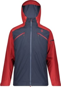 Scott Ultimate GTX 3in1 Skijacke wine red/blue nights (Herren) (272501-6282)