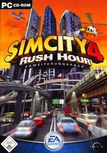 Sim City 4 - Rush Hour (Add-on) (niemiecki) (PC)