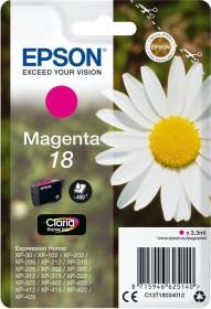 Epson Tinte 18 magenta (C13T18034010)