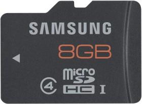 Samsung Plus R48 microSDHC 8GB, Class 4 (MB-MP8GB/EU)