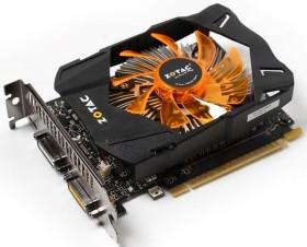 Zotac GeForce GTX 750 Ti, 1GB GDDR5, 2x DVI, Mini HDMI (ZT-70603-10M)