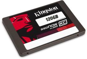 Kingston SSDNow KC300 120GB, Upgrade Bundle Kit, SATA (SKC300S3B7A/120G)