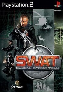 SWAT: Global Strike Team (niemiecki) (PS2) (9904)